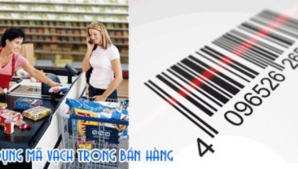 Giải pháp mã số mã vạch trong bán lẻ và quản lý kho hàng