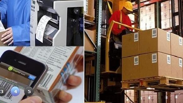 Máy in mã vạch hàng đầu cho công nghiệp, sản xuất hàng hóa