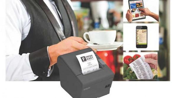 Máy in hóa đơn hàng đầu cho siêu thị Epson TM T82