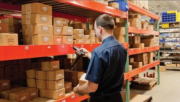 Hệ thống quản lý kho bằng mã vạch trong các kho hàng - Các thiết bị cần thiết