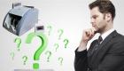 Những điều cần biết trong việc sử dụng máy đếm tiền