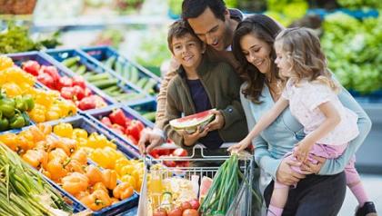 Ứng dụng mã số mã vạch cho siêu thị