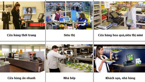 Hệ thống bán hàng POS chuyên nghiệp cho siêu thị, cửa hàng ăn nhanh