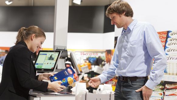 Ứng dụng hệ thống bán hàng bằng mã vạch tại các kênh siêu thị