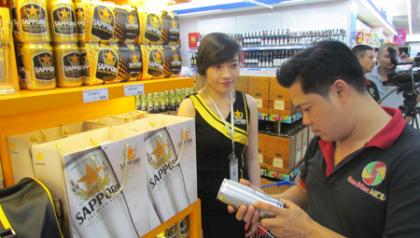 Cẩn trọng khi tham gia trưng bày sản phẩm mới, khuyến mãi đối với cửa hàng, siêu thị