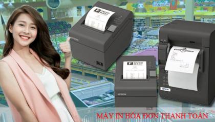 Lý do Máy in hoá đơn nhiệt Epson TM-T82 được sử dụng phổ biến ngay từ khi ra mắt