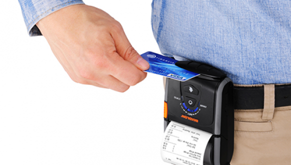 Máy in hoá đơn di động - Công nghệ mới cho bán hàng