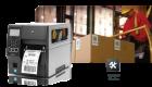 Máy in mã vạch Zebra ZT420 – Thiết kế bền chắc, tốc độ cao