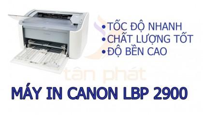 Đánh giá máy in Canon LBP 2900