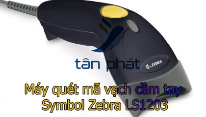 Máy quét mã vạch cầm tay Symbol Zebra LS1203