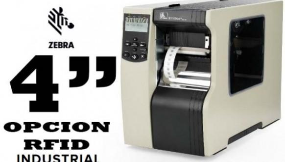 Máy in mã vạch công nghiệp RFID ZEBRA R110Xi4