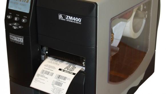 Cách đặt địa chỉ IP Address cho máy in mã vạch Zebra ZM400