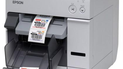 Máy in nhãn màu Epson chất lượng cao – chất lượng in sắc nét