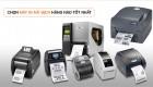 Top 5 máy in mã vạch chất lượng cao và giá cả hợp lý