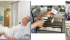 Máy in mã vạch chuyên dùng trong bệnh viện