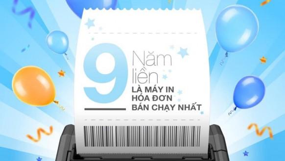 Các dòng máy in bill EPSON được sử dụng rộng rãi tại các điểm bán lẻ tại Việt Nam