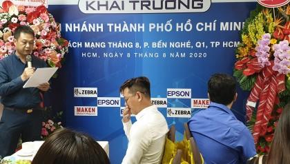 Tân Phát khai trương chi nhánh mới tại Thành phố Hồ Chính Minh