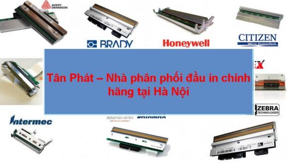 Tân Phát – Nhà phân phối đầu in chính hãng tại Hà Nội