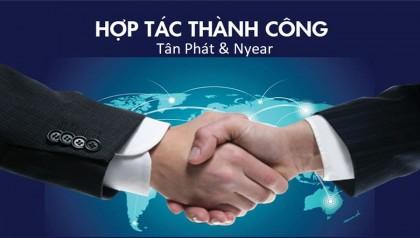 Tân Phát là nhà phân phối thương hiệu NYEAR tại Việt Nam