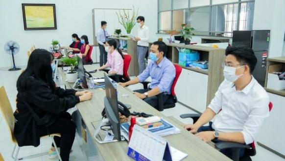 Máy chấm công thường dùng cho văn phòng, công sở