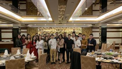 Tiệc tất niên công ty Tân Phát 2020