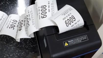 Một số mẫu máy in bill tốt cho bệnh viện