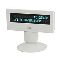 Màn hình hiển thị giá Wincor Nixdorf BA63 (customer display)