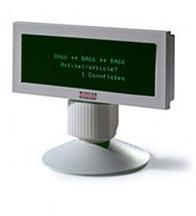 Màn hình hiển thị giá Wincor Nixdorf BA66 (customer display)