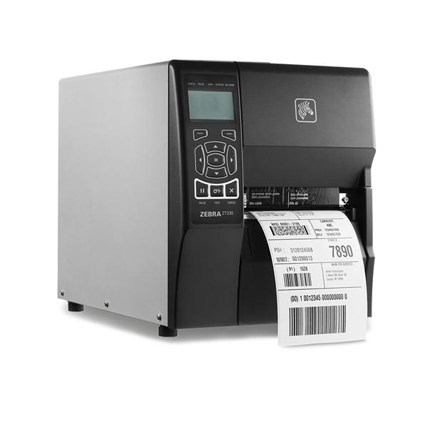 Máy in mã vạch Zebra ZT230 - 203dpi