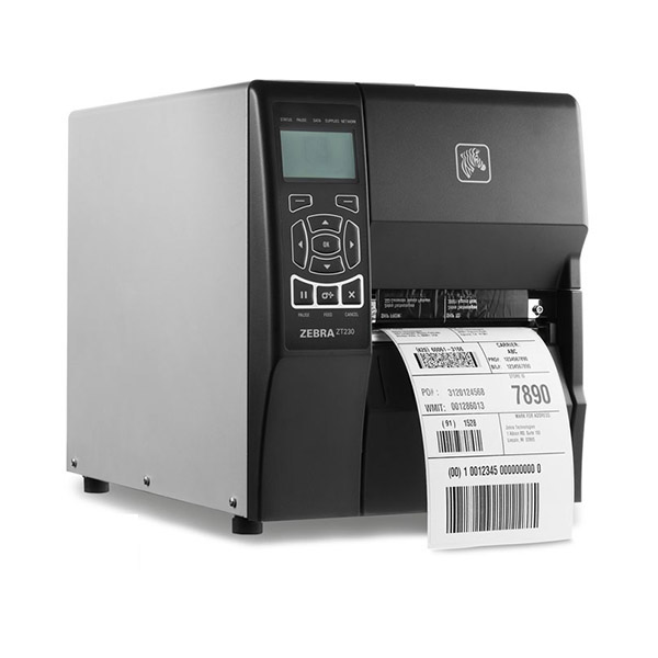 Máy in mã vạch Zebra ZT230 (300dpi)