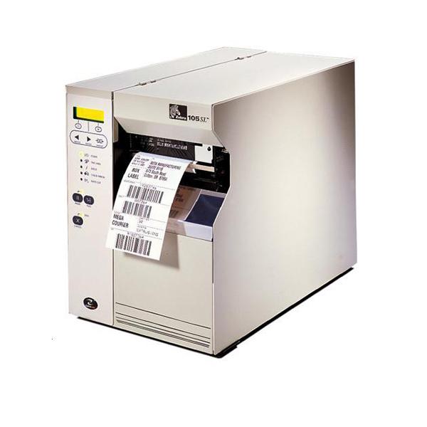 Máy in mã vạch, in tem nhãn ZEBRA 105SL (300dpi)