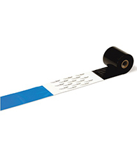 Mực in mã vạch wax ribbon 110x300m