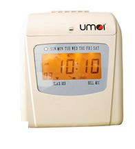 Máy chấm công thẻ giấy UMEI NE6000