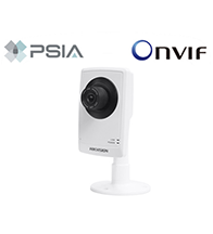Camera IP Cube -  VGA Hikvision DS-2CD8133F-E