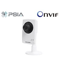 Camera IP Cube - 2 MP Hikvision DS-2CD8153F-E