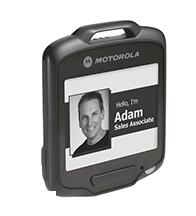Máy tính di động Motorola SB1 Smart Badge