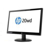 HP 20WD 19.45-inch LED Blacklit Monitor - DVI