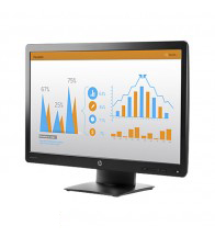 HP ProDisplay P232 23-inch LED Backlit Monitor