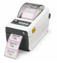 Máy in mã vạch Zebra ZD410 dành cho y tế