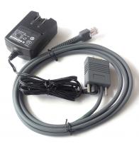 Cable RS232 + adapter cho Tất cả máy quét Symbol - ZEBRA