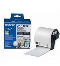 Nhãn giấy bế 62mm x 100mm x 300 nhãn - DK-11202