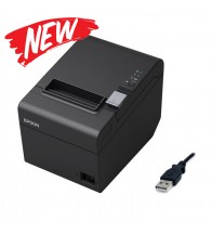 Máy in hóa đơn Epson TM-T82III cổng USB + Parallel