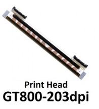 Đầu in mã vạch zebra GT800 (203dpi)