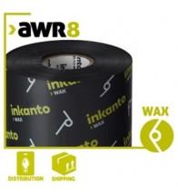 Mực in mã vạch Wax ARMOR AWR8 (110x300m -out)