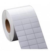 Giấy in mã vạch xi bạc 3 tem 35x22x50m