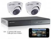 Gói camera cho shop, VP, nhà xưởng, gia đình, trường học