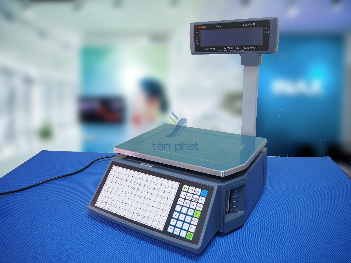 RLS1000/RLS1100 Barcode Label Scale Suppliers,smart RLS1000 ...